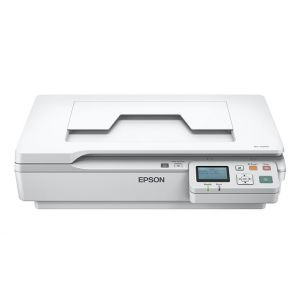 Epson WorkForce DS-5500N Network A4 Flatbed Scanner