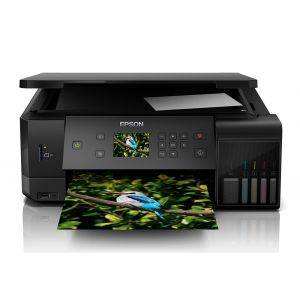 Epson EcoTank ET-7700 3-In-1 Multifunction A4 Photo Inkjet Printer (C11CG15401CE)