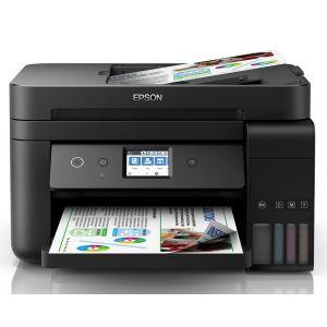 Epson EcoTank ET-4750 4-In-1 Multifunction A4 Inkjet Printer (C11CG19401CE)