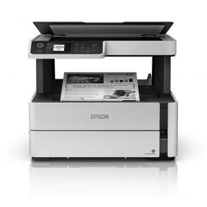 Epson EcoTank ET-M2140 A4 Mono Inkjet Multifunction Printer (C11CG27402BY)