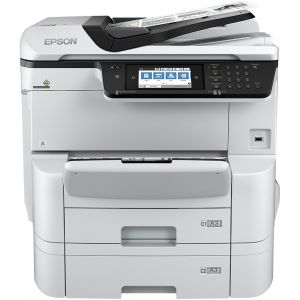 Epson WorkForce Pro WF-C8690DTWF A3 Colour Inkjet All-In-One Multifunction (C11CG68401BC)