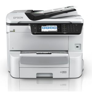 Epson WorkForce Pro WF-C8690DWF A3 Colour Inkjet All-In-One Multifunction (C11CG68401BY)