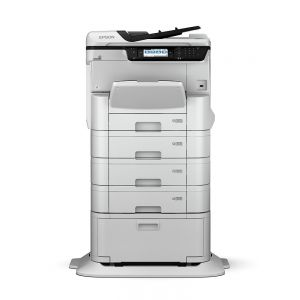 Epson WorkForce Pro WF-C8690D3TWFC A3 Colour Inkjet All-In-One Multifunction (C11CG68401BZ)