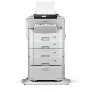 Epson WorkForce Pro WF-C8190D3TWC A3 Colour Inkjet Printer (C11CG70401BZ)