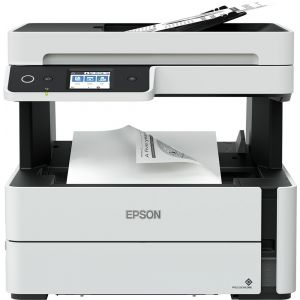 Epson EcoTank ET-M3140 A4 Mono Inkjet Multifunction Printer (C11CG91402BY)