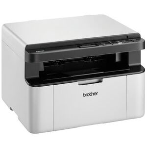 Brother DCP-1610W Compact A4 Mono Laser Multifunction Printer Ref DCP1610WZU1