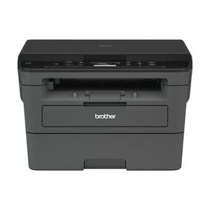 Brother DCP-L2510D Compact Mono Laser All-in-One A4 Printer Ref DCPL2510DZU1