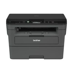 Brother DCP-L2530DW Compact Mono Laser All-in-One Wireless A4 Printer Ref DCPL2530DWZU1