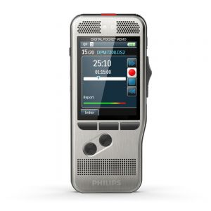 Philips DPM7200 Pocket Memo Digital Dictation Recorder