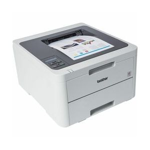 Brother HL-L3210CW Compact Colour Printer with Wi-Fi