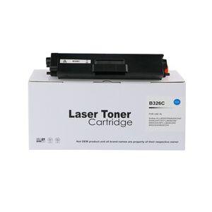 Compatible Brother TN326C Cyan High Capacity Toner