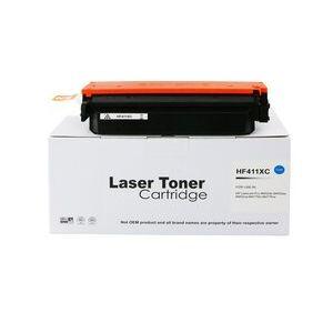 Compatible HP CF411X Cyan High Capacity 411X Toner