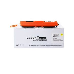 Compatible HP CE312A Yellow 826A also for Canon 729 Toner