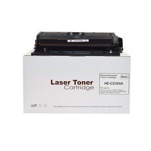 Compatible HP CE260A Black 648A Toner