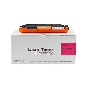 Compatible HP CF353A Magenta 130A Toner