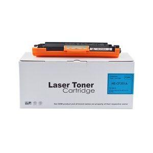 Compatible HP CF351A Cyan 130A Toner