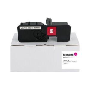Compatible Kyocera TK5240M Magenta Toner
