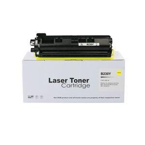 Compatible Brother TN230Y Yellow also for TN210Y TN250Y TN270Y Toner