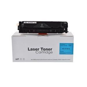 Compatible HP CF381A Cyan 312A Toner