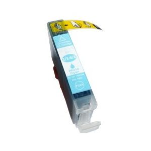 Compatible Canon BCI-3PC Photo Cyan also for BCI-5PC BCI-6PC Inkjet