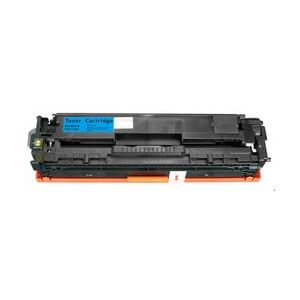 Compatible HP CB541A Cyan also for Canon EP716C Toner