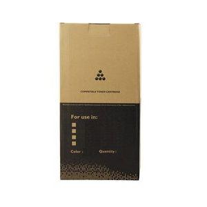 Compatible Konica Minolta TNP27C Cyan Toner