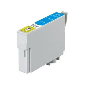 Compatible Epson T0712 Cyan T071240 also for T089240 Inkjet
