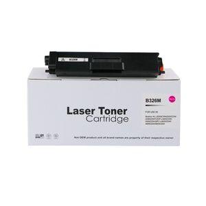 Compatible Brother TN326M Magenta High Capacity Toner
