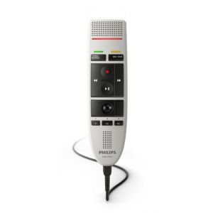 Philips LFH3200 G2 SpeechMike III Pro Push Button Dictation Microphone
