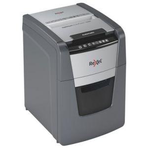 Rexel Optimum AutoFeed+ 100M Automatic Micro Cut Paper Shredder