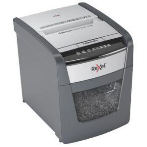 Rexel Optimum AutoFeed+ 50X Automatic Cross Cut Paper Shredder