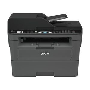 Brother MFC-L2710DW Compact Mono Laser All-in-One Wireless A4 Printer Ref MFCL2710DWZU1
