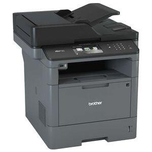 Brother MFC-L5750DW A4 Wireless Mono Laser Multifunction Printer Duplex Ref MFCL5750DWZU1