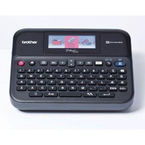 Brother PT-D600VP Desktop Label Printer