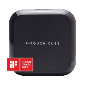 Brother PT-P710BT P-Touch Cube Plus Label Printer