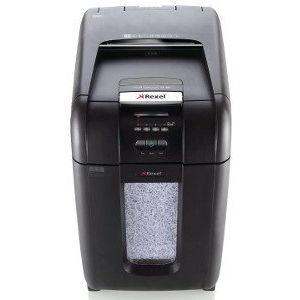 Rexel Auto+ 300M Shredder Cross Cut Shredder Ref 2104300