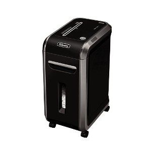 Fellowes Powershred® 99Ms 100% Jam Proof Cross-Cut Shredder with SafeSense® Technology