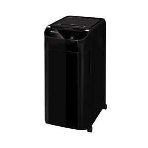 Fellowes AutoMax 350C Cross-Cut Shredder with Anti-Jam Technology