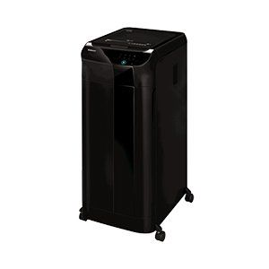 Fellowes AutoMax 550C Cross-Cut Shredder with Anti-Jam Technology
