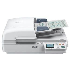 Epson WorkForce DS-6500N Network A4 Flatbed Scanner