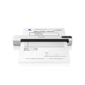 Epson WorkForce DS-70 A4 Mobile Document Scanner