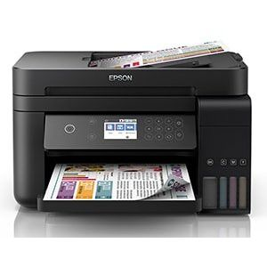 Epson EcoTank ET-3750 3-In-1 Multifunction A4 Inkjet Printer (C11CG20401CA)