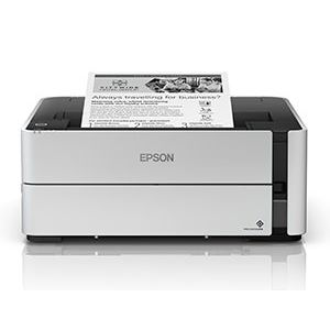 Epson EcoTank ET-M1140 A4 Mono Inkjet Printer (C11CG26402BY)