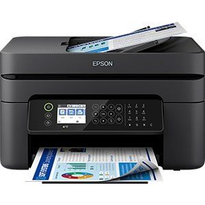 Epson WorkForce WF-2850DWF Colour Inkjet All-In-One Multifunction (C11CG31401)