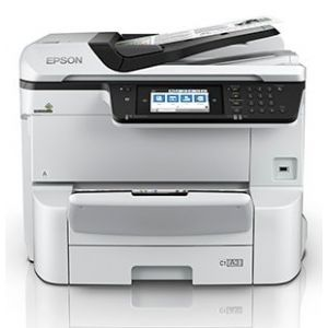 Epson WorkForce WF-C8610DWF A3 Colour Inkjet All-In-One Multifunction (C11CG69401BY)