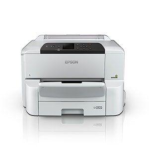 Epson WorkForce Pro WF-C8190DW A3 Colour Inkjet Printer (C11CG70401BY)