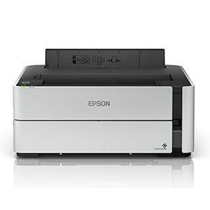 Epson EcoTank ET-M1180 A4 Mono Inkjet Printer (C11CG94402BY)