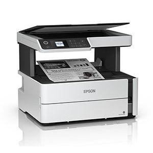 Epson EcoTank ET-M2170 A4 Mono Inkjet Multifunction Printer (C11CH43401BY)