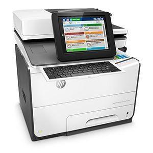 HP PageWide Enterprise Color Flow 586z Multifunction Printer (G1W41A)