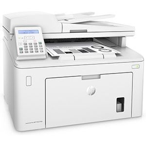 HP LaserJet Pro MFP M227fdn A4 Mono Multifunction Printer (G3Q79A)